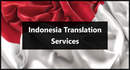Indonesia translation service