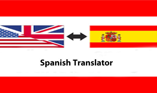Spanish Translator Services