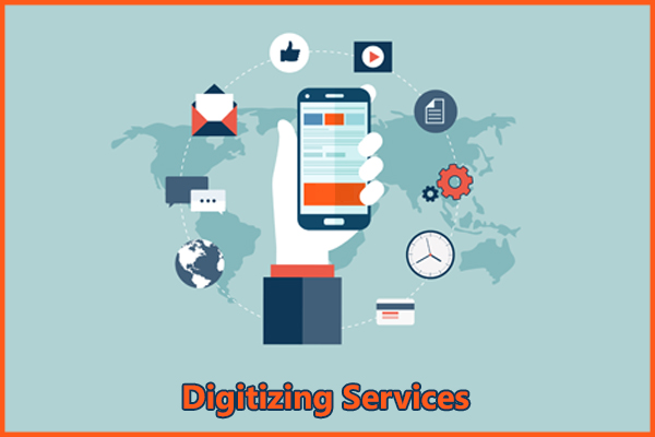 Digitizing Services