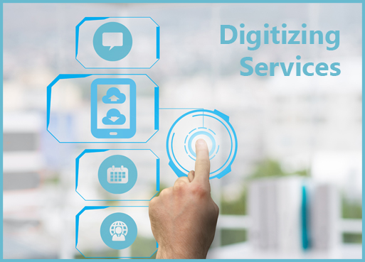 Image result for Digitizing Services
